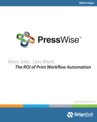 More Jobs. Less Work. The ROI of Print Workflow Automation