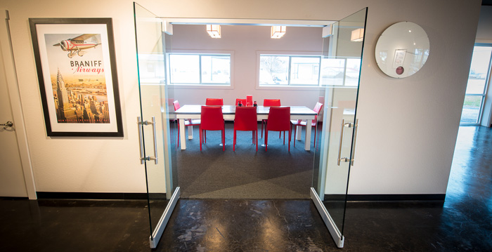 The Conference Room at Moxy Ox