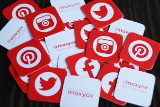 Moxy Ox Social Media Cards